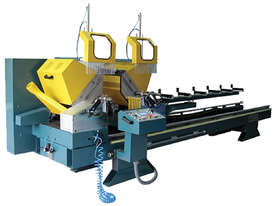 BROBO TNF113 AUTOMATIC NON-FERROUS DUAL HEAD SAW - picture0' - Click to enlarge