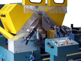 BROBO TNF113 AUTOMATIC NON-FERROUS DUAL HEAD SAW - picture2' - Click to enlarge
