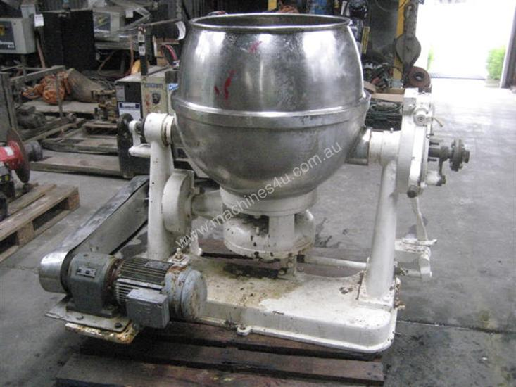 Jacketed Kettles
