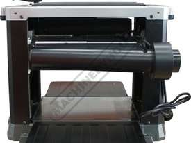 T-13S Bench Mount Thicknesser - Helical Head 330 x 152mm (W x H) Material Capacity  Patented Helical - picture3' - Click to enlarge