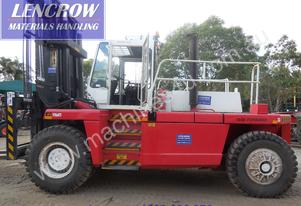 !8 tonne forklift for hire Transportable