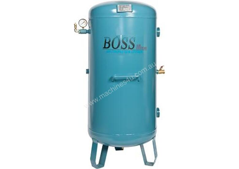BOSS 220 litre Vertical Air Receiver