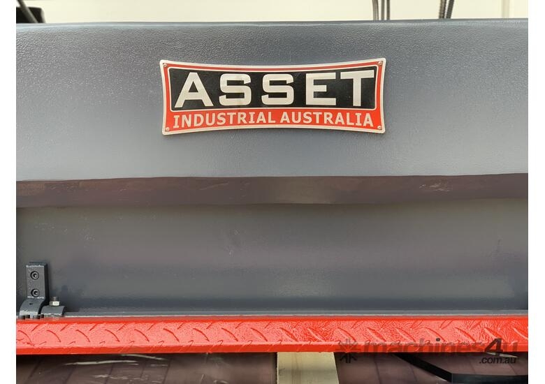 ASSET-1640TR - Toolroom Quality Heavy Weight 1600Kg 2 Axis DRO