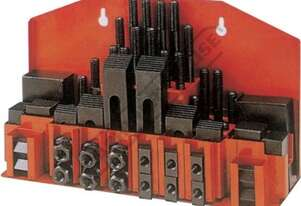 CK-12B Clamp Kit 58 piece - Industrial Series Suits 16mm Table Slot M12 x 1.75mm Stud