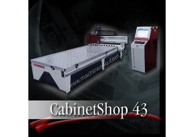 Thermwood CabinetShop 43 CNC Router
