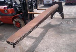 Heavy Duty Coil Boom