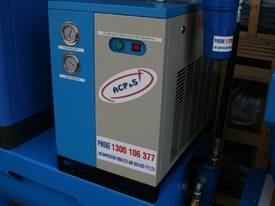New air compressor products Screw Compressors for sale - German Rotary Screw - 20hp / 15kW Rotary Ai - picture1' - Click to enlarge
