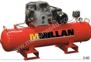 McMillan 20CFM Cast Iron Industrial Compressor