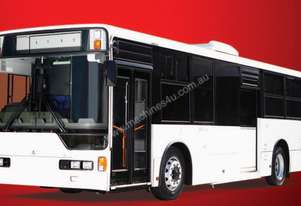 Fuso New   Rosa City Bus MP37