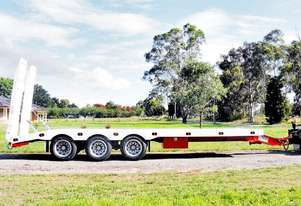 JP TRAILERS BEAVERTAIL TRIAXLE FOR SALE