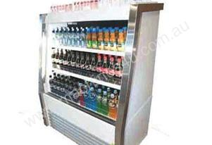 FPG BC06 Refrigerated Open Series Cabinet