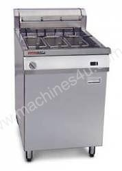 Electric Fryer Austheat AF813 Single Pan 3 Baskets