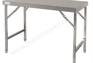 Stainless Steel Folding Table CB905 Vogue - Small