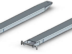 Fork Slipper Tyne Extensions Class 4 1800mm - picture2' - Click to enlarge