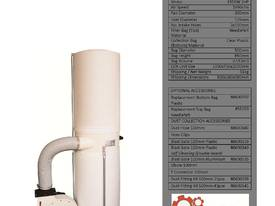 Oltre FM300 Needle Felt Dust Collector - picture3' - Click to enlarge