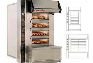 Pavailler Deck Oven   Electric
