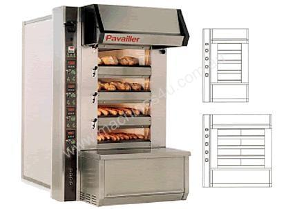 Deck Oven Pavailler Electric