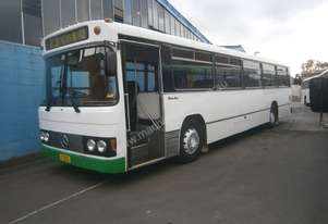 MERCEDES BENZ 0305 BUS, 1986 MODEL