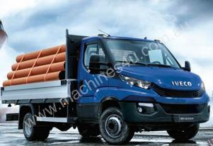 Iveco Daily MY14 - 45C Cab Chassis