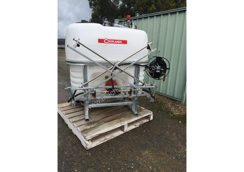 Used Croplands 500L Linkage Econo Sprayer