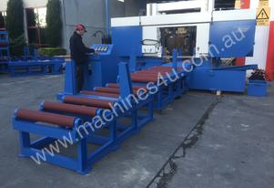 Heavy Duty Twin Column 800mm Diameter