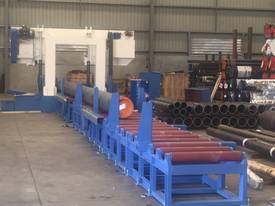 Heavy Duty Twin Column 800mm Diameter - picture5' - Click to enlarge