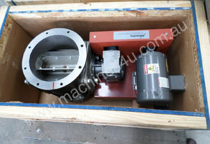 MIKRO PULSAIRE ELCTRICAL MOTOR ROTARY AIRLOCK 8'#P