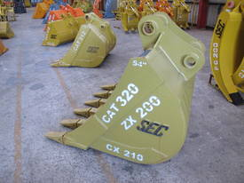 2017 SEC 20ton Sieve Bucket CAT320 - picture1' - Click to enlarge