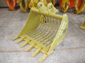 2017 SEC 20ton Sieve Bucket CAT320 - picture0' - Click to enlarge