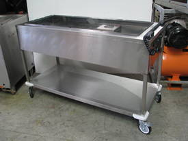 Commercial Stainless Steel Portable Bain Marie