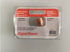 HYPERTHERM 105A SHIELD # 220993 - picture2' - Click to enlarge