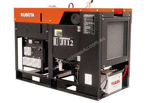 KUBOTA J112 12KVA SINGLE PHASE DIESEL GENERATOR
