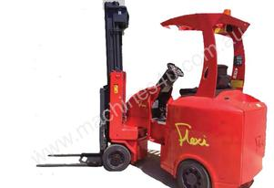 Electric Refurbished Narrow Isle Articulated forklift