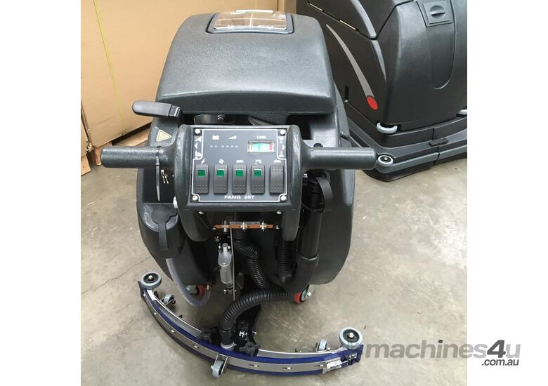 Viper 26 Inch Large Scrubber/Dryer
