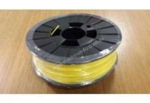 3.0 Ø Yellow PLA Filament Coil ?1Kg