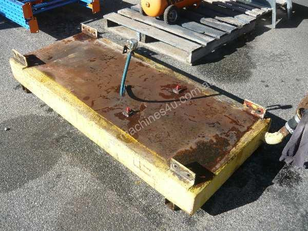 MACHINERY SKID BASE FUEL TANK/250LITRES