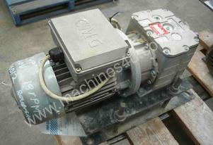 CMG 240VOLT REDUCTION BOX MOTOR/ 18RPM
