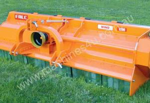Wind High 70-160 hp High Body Mulcher and Shredder