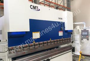 CMT 3 AXIS CNC PRESS BRAKE - iCon 100