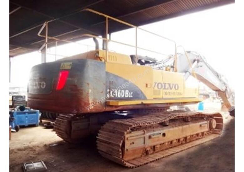 2010 VOLVO EC460LC PARTS FOR SALE
