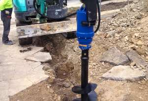 Auger Torque 7000MAX Earth Drill suit 4.5-8.0T