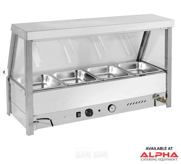 New f e d bm4ss bain marie hot in penrith nsw price 1 386 for Cuisson four bain marie
