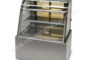 Anvil AireDSC0740 Showcase Curved Glass (310lt) 'Cold 1200mm