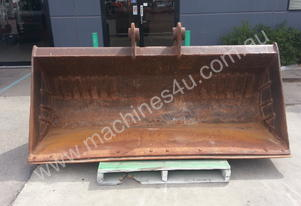 2400MM BATTER BUCKET SUIT 16-25T EXCAVATOR D023