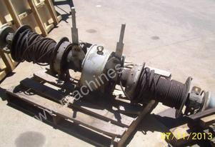 Or  WINCH HYDRAULIC