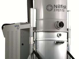 Nilfisk 3 Phase Industrial Vacuum IVS 3707/10 C  - picture1' - Click to enlarge