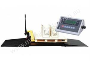 Pallet Scales Low Profile 1000kg