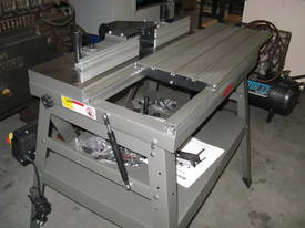 ROUTER TABLE 784 X 250MM SLIDING & TILTING TABLE RT014 OLTRE MACHINERY - picture3' - Click to enlarge