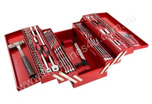 TOOLKIT METRIC-AF 95 PCE CANTILEVER BOX