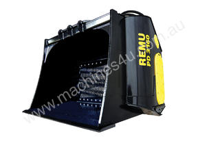 REMU PD3160 EXCAVATOR / LOADER PADDING BUCKET